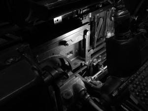 Linotype photo