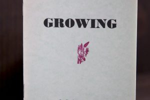 Growing pamphlet