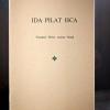 Ida Pilat Isca book by Valerio Isca