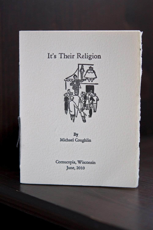 it's Their Religion