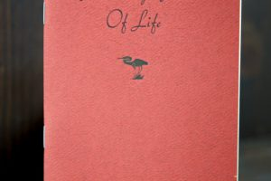 The Strange Twists Of Life pamphlet