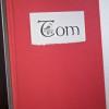 """""""Tom"""" book cover displays quiet elegance"""