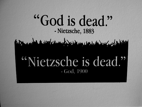 nietzsche essay god is dead The death of god didn't strike nietzsche as an entirely good thing without a god, the basic belief system of western europe was in jeopardy.