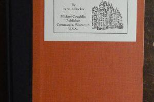 Fermin Rocker's new book