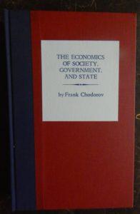 New book by Frank Chodorov